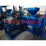 waste tyre crusher machine / fine grinder machine
