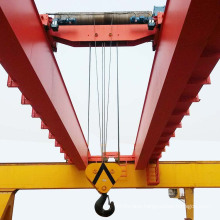 Electric Workshop Using Double Girder 50 Ton Crane Price