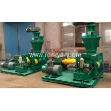 Double Roller Granulator Machine Especially for Salt Pellet