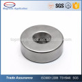 Best Price Super Strong Ring Loop Countersunk Magnet 30 x 10 mm Hole 6 mm Rare Earth neodymium magnet cylinder 6mm