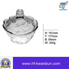 Design Glass Bowl with Good Price Glassware Kb-Hn0370