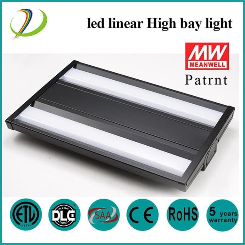 Dimmable Nouveau Led Linear High Bay Light