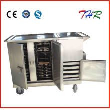Electric Heating Food Cart