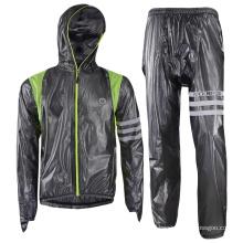 Rockbors Hot Sale Waterproof Adult Outdoor Raincoat Outdoor Sports Cycling Wear