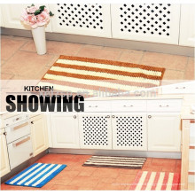 tapis d'urine de toilette lavables en microfibre