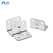 Stainless steel furniture connector fittings 90 degree corner angle bracket