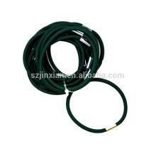 4мм резинки для волос с металлическим узлом