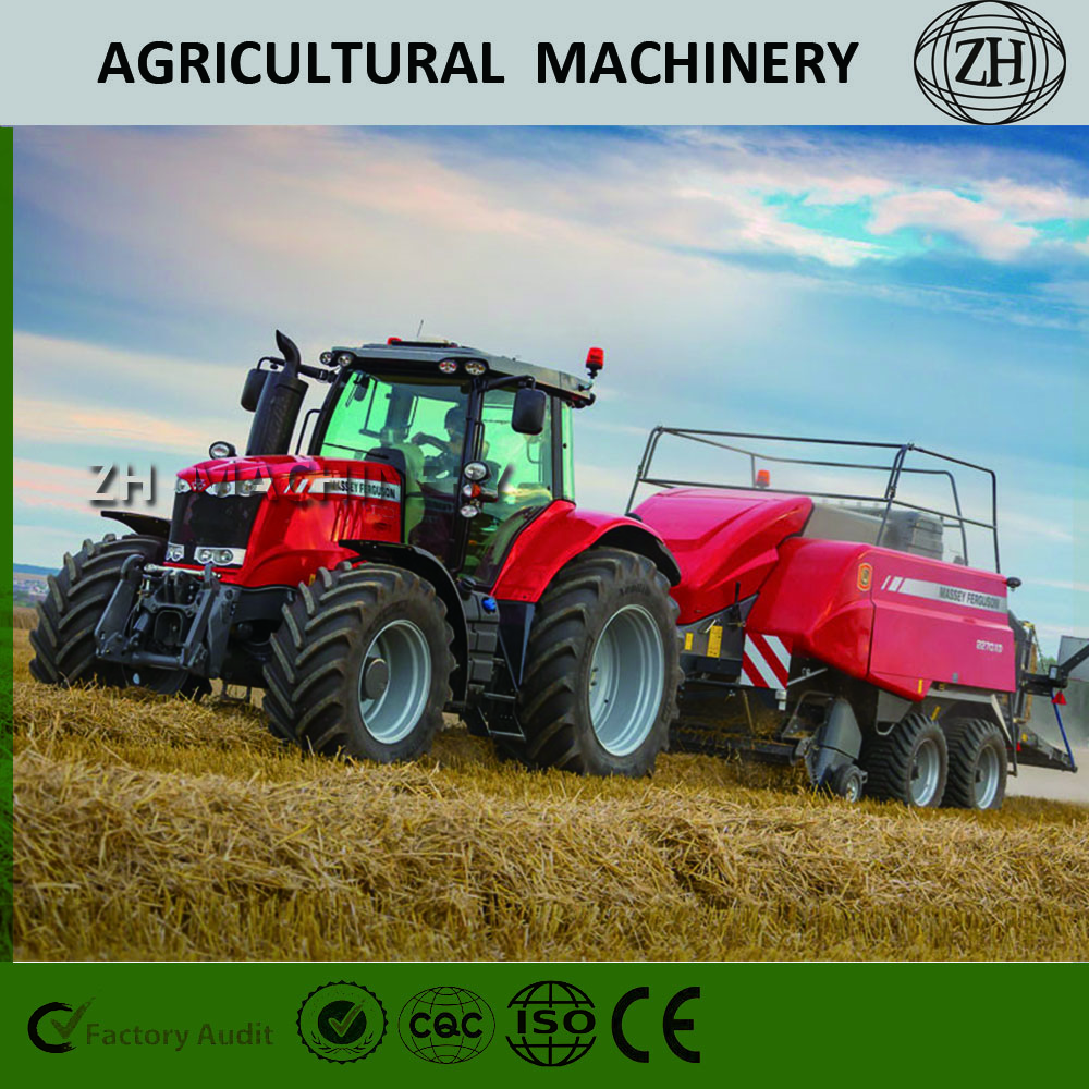 EXW Price High Performance 90HP Big Farm Tractor