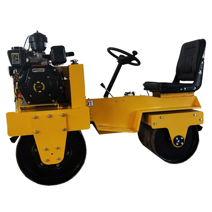 High Quality Mini Road Roller Machine