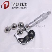 High Hardness Mirror Polished Solid Metal Ball Chrome Steel Bearing Ball with IATF 16949 (4.763-45mm)
