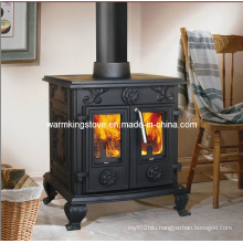 Wood Burning Stove/ Cast Iron Stove (AM06B-8KW)