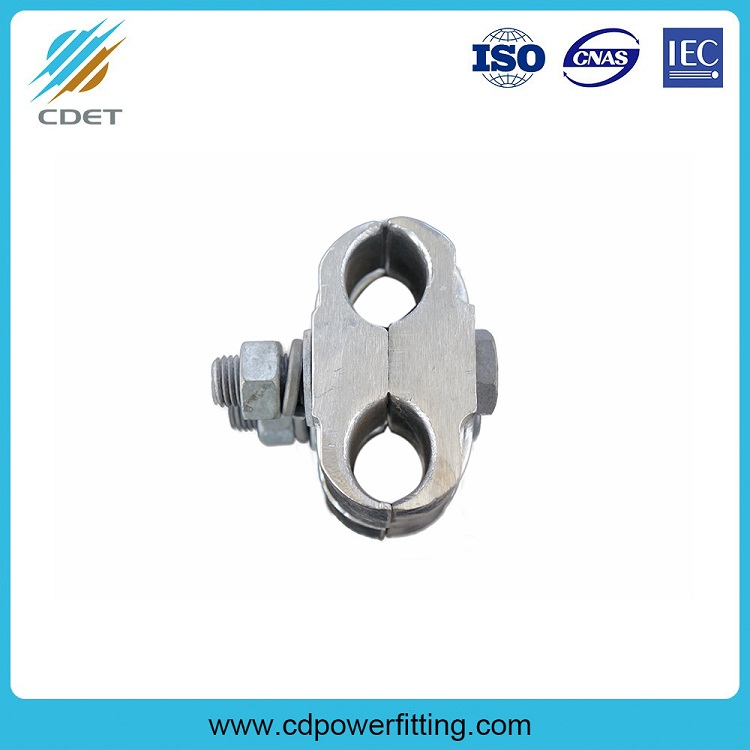 Parallel Groove Wire Clamps for Wire