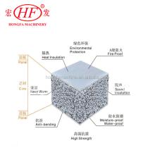 sound Insulation light weight precast concrete hollow core wall panel machine
