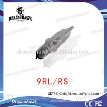 Хирургические 316 стальные перманентные макияжные иглы для татуировки 9RL