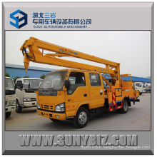 Isuzu 600p 16m Articulated Booms Aerial Working Platform Truck
