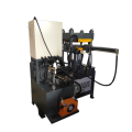 Single head hydraulic small plastic products making machine