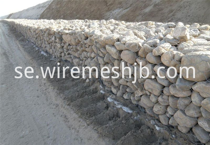 Galvanized Gabion Box