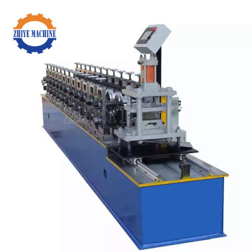 Roller Door Shutter Cold Rolling Forming Machinery