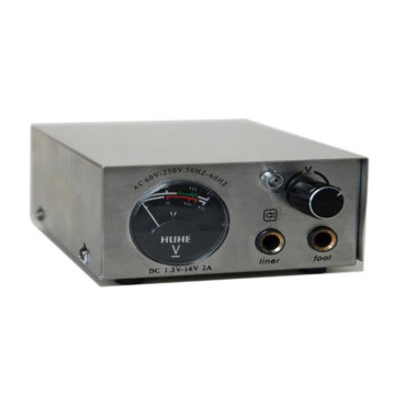 Top Quality LCD Digital Tattoo Power Supply