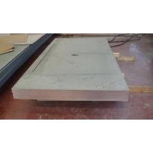 AA5083 Liga de alumínio de moldagem e fabricação de ferramentas