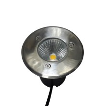 5W Stair Lighting Stainless Steel IP67 LED Underground Light