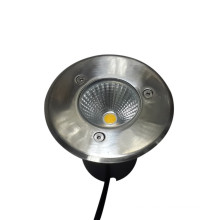 3W Edelstahl LED begraben U-Licht
