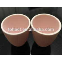 ТОХО марки глинозема керамические тигли