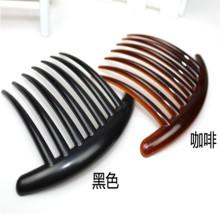 Broche de peigne à cheveux Twist Styling à la française (HEAD-110)