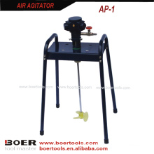 Flat Bed Air Agitator Air Paint Mixer Air Beater