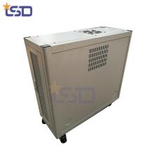 Mini cremalheira do servidor do armário da rede 4U com rodízios cremalheira do servidor do armário da rede 4U mini com rodízios