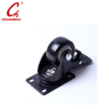 Hardware Accessories Caster Wheel with Brake for Furniture