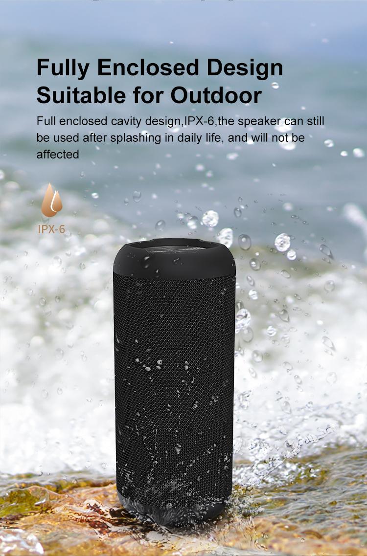 Bd18 Bluetooth Speaker 7