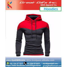 Custom Made Smart and Fit Gym Hoodie for Men and Women from PAKISTAN