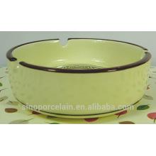 Cenicero redondo de cerámica de estilo de China para BSH4517