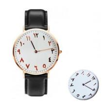 Yxl-307 Großhandelsleder-fördernde Uhr Dw-Art-neue Ankunfts-Quarz-preiswerte kundenspezifische Mens-Uhr-Fabrik