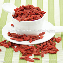 2015 Ningxia dired bagas de Goji wolfberry wolfberry chinês