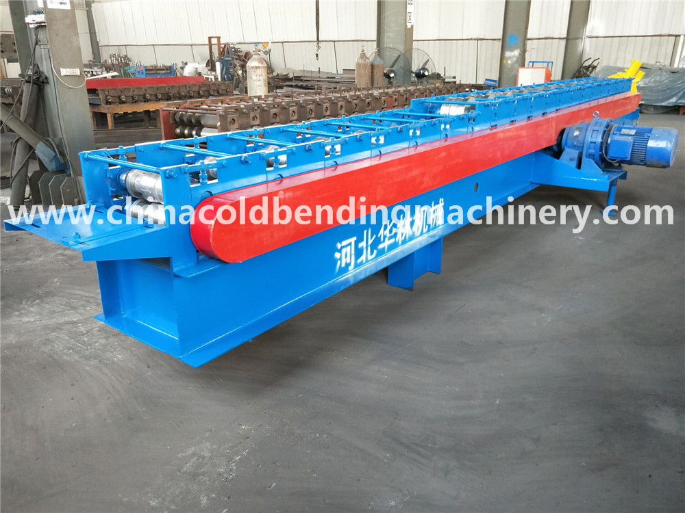 Door Frame Roll Forming Machine With Plc Control Box