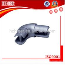 tubo de canto de carcaça de alumínio feito-à-medida