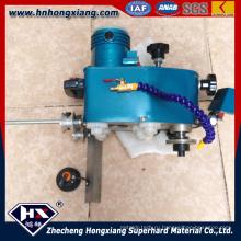 Ручная портативная многофункциональная шлифовальная машина для шлифования и полировки стекла