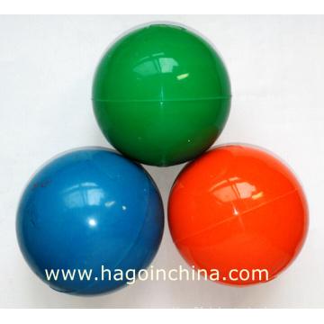 Kundenspezifischer bunter Gummi-Haustierball