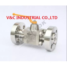 Stainless Steel Forge High Pressure Ball Valve