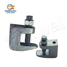 Galvanized Malleable Pipe Hangers Top Beam Clamp