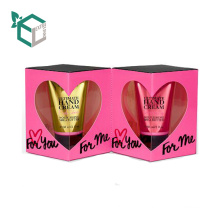 Cream Care Paper Packaging Cosmetic Box Carton For Skin