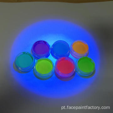 Brilho UV Blacklight Face Body Paint