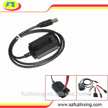 Переходник кабеля USB2.0 на SATA IDE