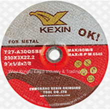 High Quality Resin Bonded Cutting Disc and Grinding Discs