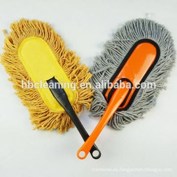 limpiador de limpieza del algodón del coche mini teclado