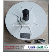 0.1KW 130RPM 28VDC Coreless Disc Wind Generator