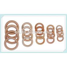 Blind Zubehör 50mm Holz Vorhang Ringe