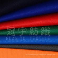 Tecido de sarja 100% algodão para forro
